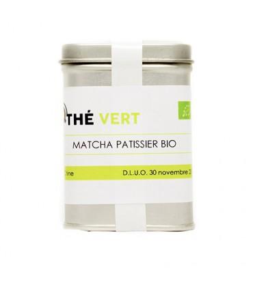 Matcha Patissier Bio