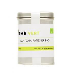 Matcha Patiier Bio